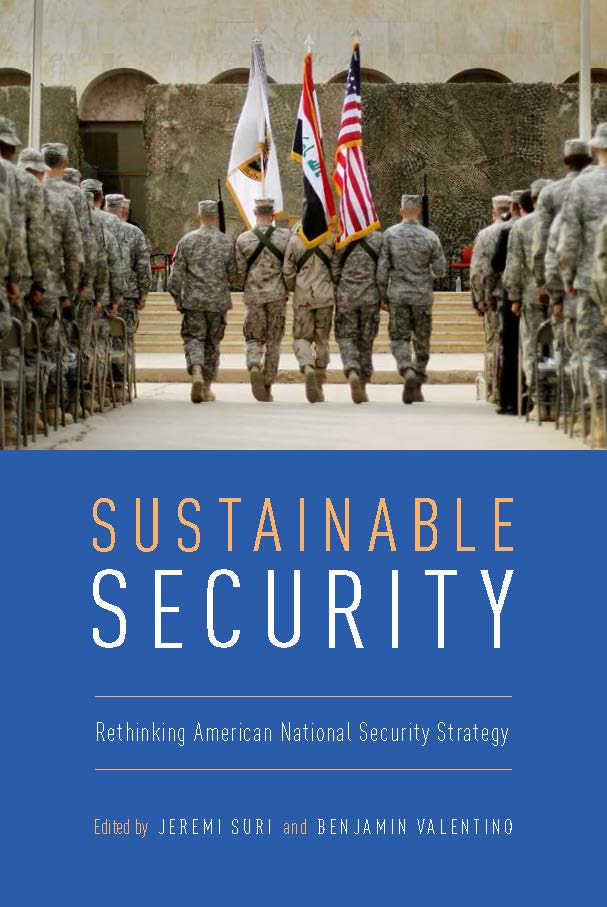 Sustainable Security cover